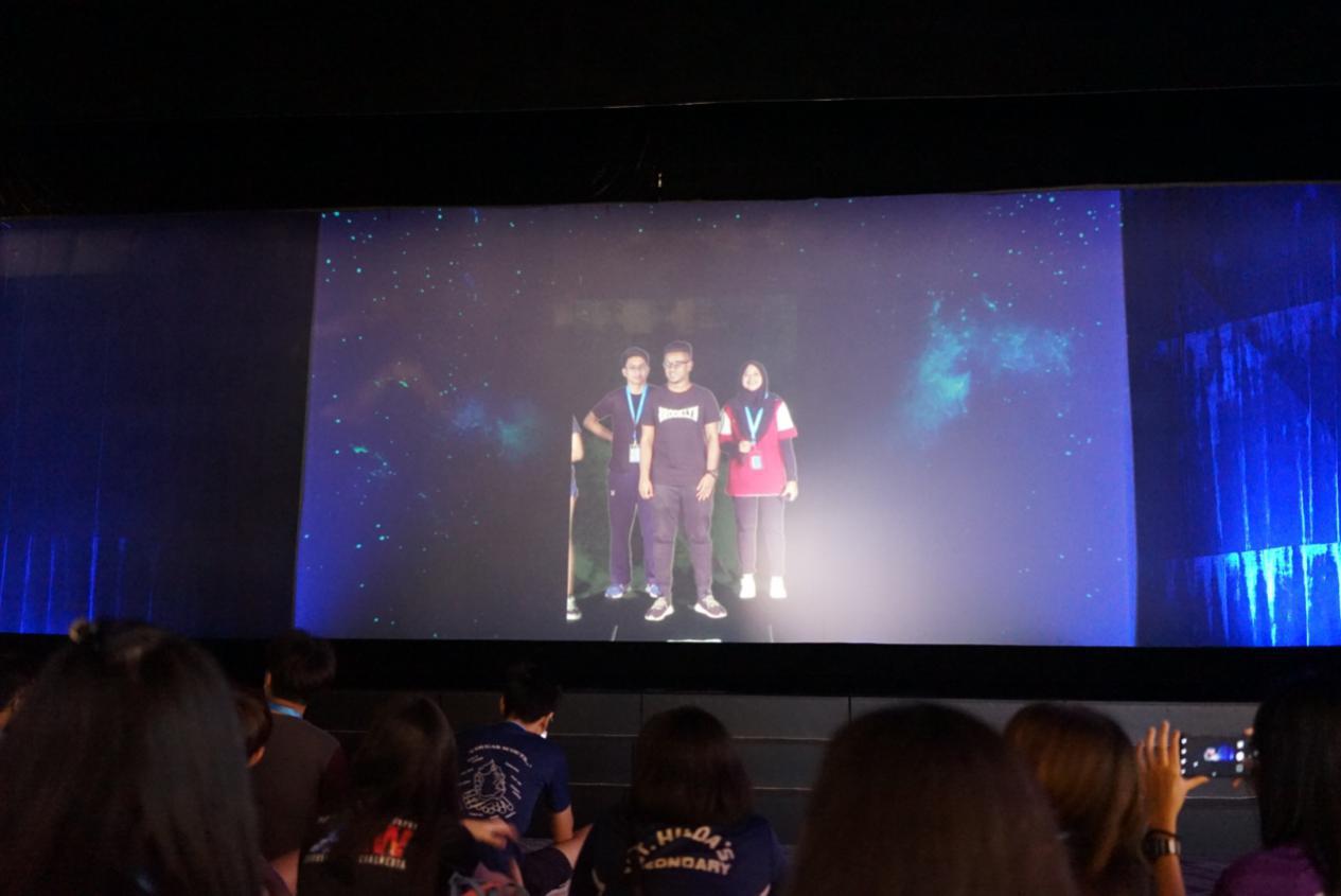 ITE师生参观中国福建VR体验中心以及网龙长乐基地