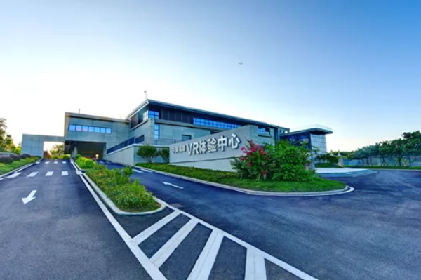 中国福建VR体验中心
