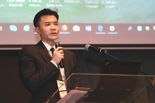 网龙网络企业副总裁莫俊琦于数字经济工作组会议发言