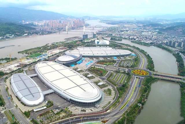 第二届数字中国建设峰会将于5月6日至8日在福州举办