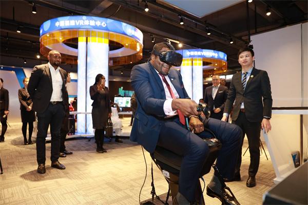 虎豹騎游戲VR體驗