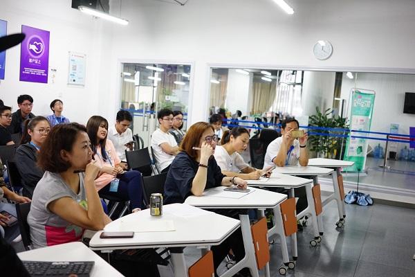 网龙导师们和ITE同学们分享结业点评
