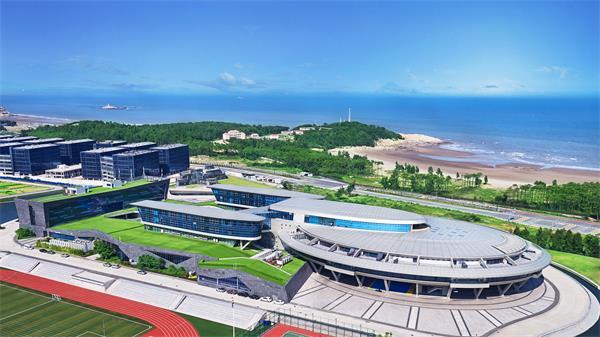位于福州滨海新城的ag平台合作长乐基地