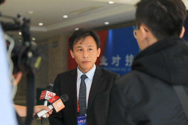 尊宝真人平台公司首席执行官熊立博士接受江西权威媒体采访