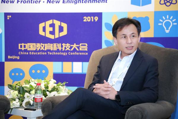 網龍CEO熊立博士接受媒體采訪